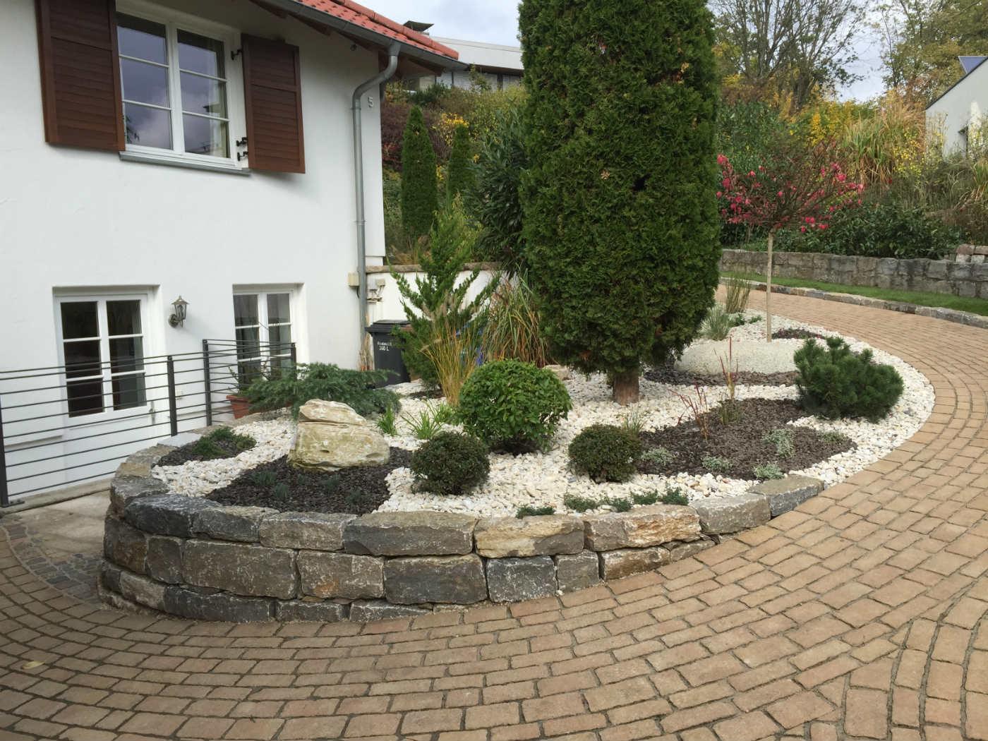 Gartengestaltung Bamberg